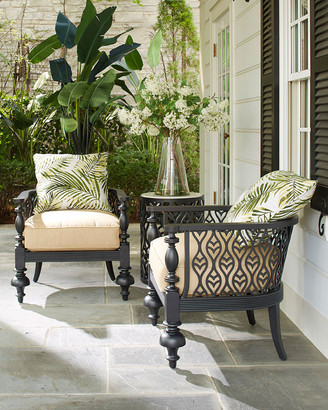 Lane Venture Hemingway Plantation Accent Chair Seat