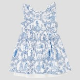 Beauty and the Beast Toddler Girls' Beauty And The Beast A Line Dress - Allure Blue