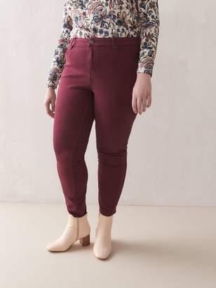 Tawny Port Skinny Jean - Addition Elle