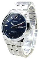 Casio Men's Core MTP1335D-2AV Stainless-Steel Quartz Watch