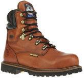 """Georgia Boot Men's G83 8"""" Steel Toe Metatarsal Comfort Core Welt"""