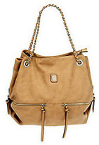 Kooba V Couture by Maddie Satchel w/ Woven Chain Shoulder Straps