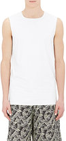 Acne Studios MEN'S COATED TANK-WHITE SIZE 46 EU