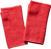 Portolano Women's Pink Cashmere Gloves