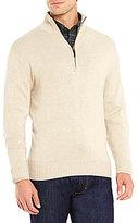 Daniel Cremieux Signature Long-Sleeve Half-Zip Pullover