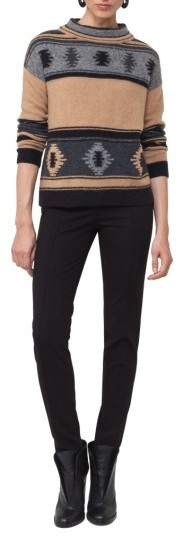 Akris Punto Women's Wool Blend Pullover