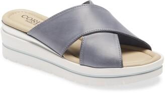 Cordani Aramis Wedge Slide Sandal