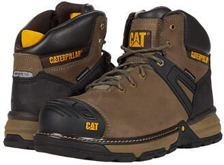 Caterpillar Excavator Superlite Waterproof Nano Toe (Bungee Cord) Men's Boots