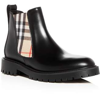 Burberry Women's Allostock Chelsea Boots