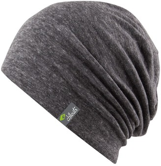 Colombo Oversize Beanie Chillouts long beanie summer beanie (One Size - anthracite)