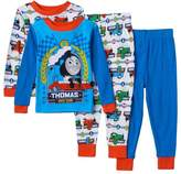 Thomas & Friends Toddler Boys Thomas The Tank Engine 2 Pair Cotton Snug Fit Pajamas