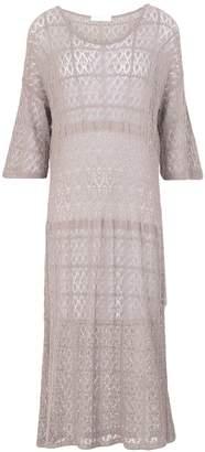 Cruciani 3/4 length dresses