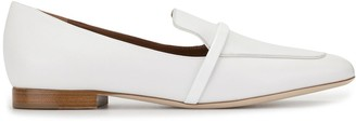 Malone Souliers Jane Flat patent loafers