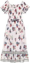 Tory Burch Meadow Folly cotton voile midi dress