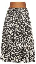 Sophie Theallet Lupita cotton skirt