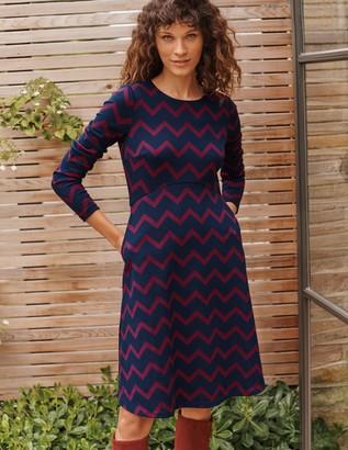 Annie Jacquard Dress