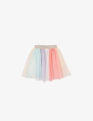 Billieblush Multicoloured sequin tulle skirt 4-12 years