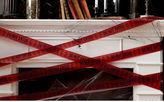 Martha Stewart Gothic Manor Decorative Tape, 100' 2-1/2 Inch Wide