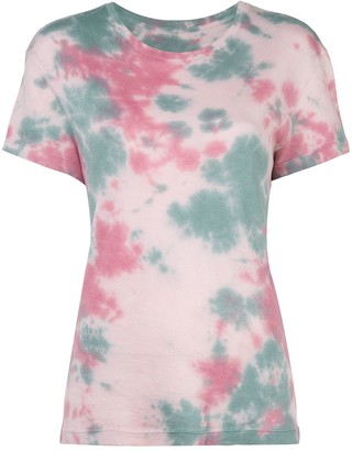 The Elder Statesman tie-dye print T-shirt