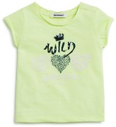 3 Pommes Infant Girls' Sequined Tee - Sizes 3-24 Months