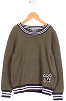 Bonpoint Boys' Crew Neck Sweater w/ Tags