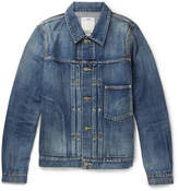 Visvim Chore Denim Jacket
