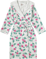 Cath Kidston Brooke Rose Towelling Dressing Gown