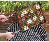 Charcoal Companion Flip N' Easy Grilling Basket