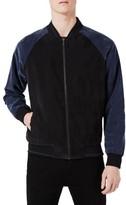 Topman Men's Cronus Smart Bomber Jacket