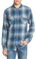 Vans Conroy Plaid Flannel Shirt