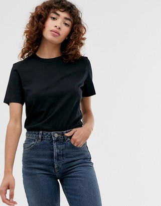 Selected my perfect tee in black