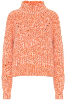 Isabel Marant Jarren alpaca and wool-blend sweater