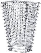 Baccarat Eye Crystal Small Rectangular Vase