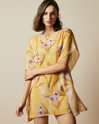 Ted Baker NEIMAA Cabana square cover up
