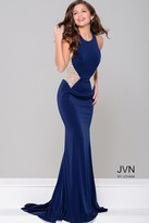 Jovani Sleeveless Fitted Dress JVN45256