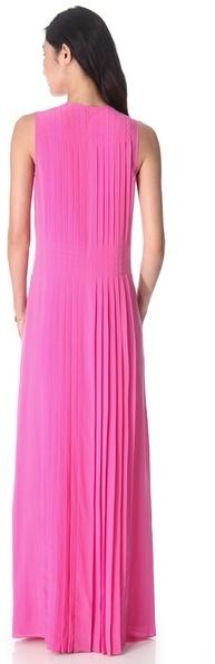 Rachel Zoe Payton Pleated Gown