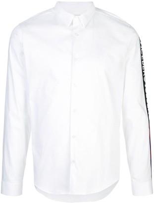 Iceberg Logo Side-Stripe Shirt