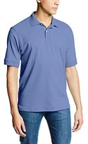 Arrow Men's Short Sleeve Cool Solid Polo Shirt