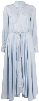 Equipment Jacquot long shirtdress