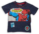 Nannette Boys 2-7 Little Boys Amazing Spider-Man Tee