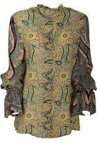 Etro Ruffle Shirt