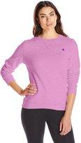 Champion Women's Eco Fleece Pullover Sweatshirt