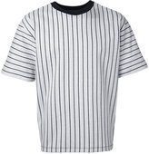 3.1 Phillip Lim striped T-shirt - men - Cotton - L