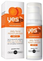 Yes To Carrots SPF15 Facial Moisturizer - 1.7oz.