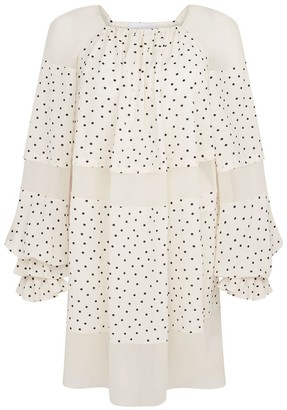 Noon By Noor Henley Gathered Panel Dress