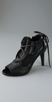 LD Tuttle The Titania Open Toe Ankle Bootie