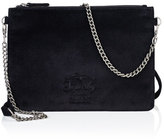 Superdry Velvet Clutch Bag