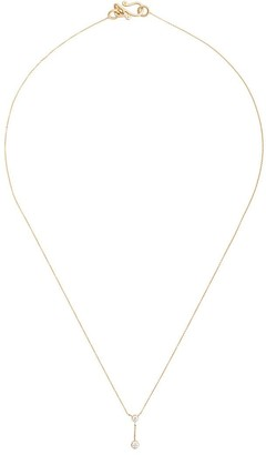 Sophie Bille Brahe 18kt yellow gold Roma Diamant necklace