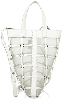 3.1 Phillip Lim Mini Billie Twisted Cage Tote