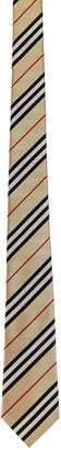 Burberry Manston Tie in Archive Beige   FWRD